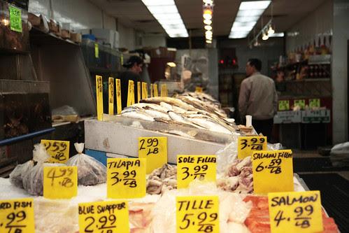 Fish Market, Chinatown