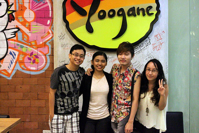 HS Friends at Yoogane