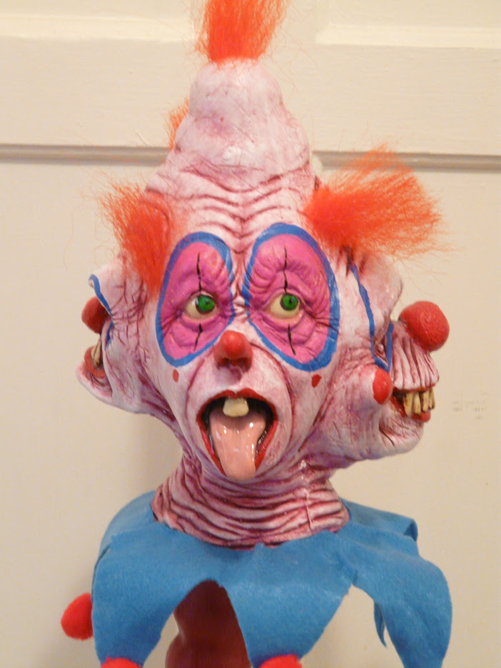 3faced Clown Dope by chuckjarman