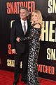 kate danny make their red carpet debut at snatched premiere03