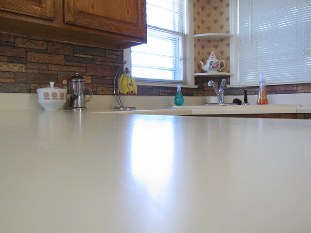 Our Kitchen BEFORE