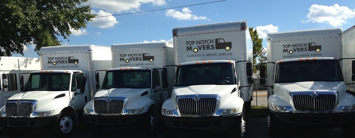Top Notch Movers And Moving Company In Fort Lauderdale