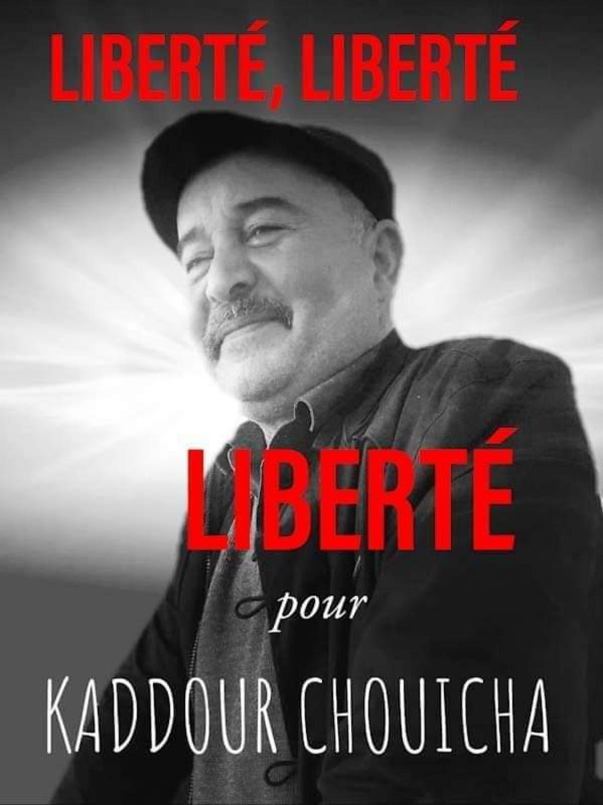 Libertad para Kaddour Chouicha