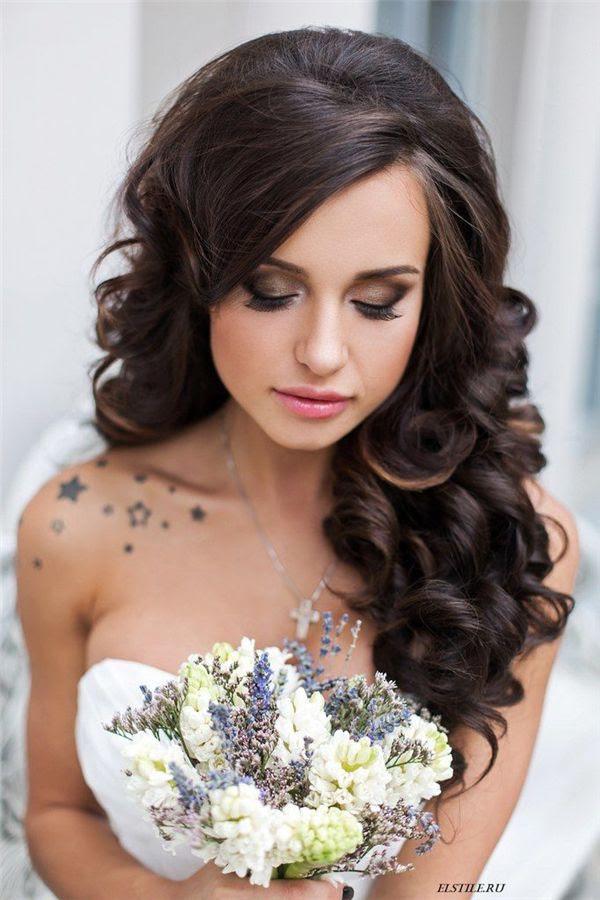 Brautfrisuren Für Lange Haare Kunstopde Frisuren Für Langes Haar