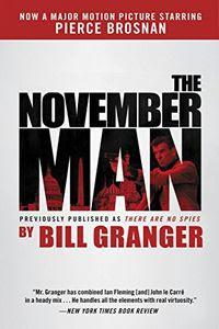 The November Man by Bill Granger