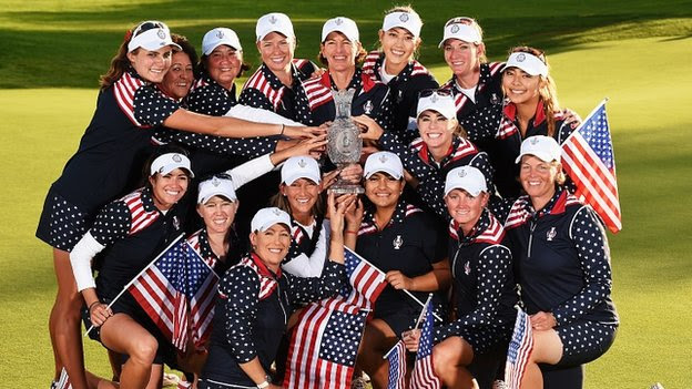 The 2015 US Solheim Cup