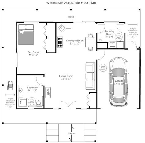 accessible housing  design house designs  floor
