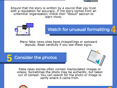 10 Tips to Help Students Spot Fake News