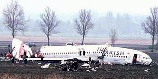 Kecelakaan Pesawat Paling Parah Sepanjang Masa