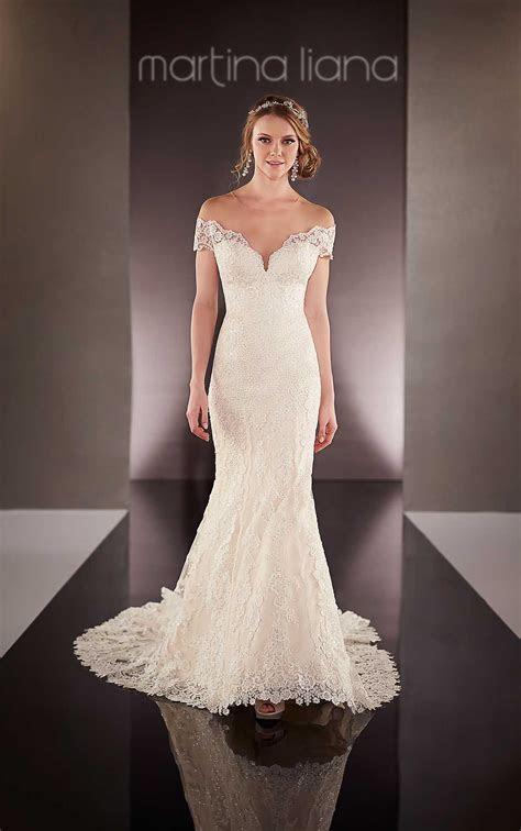 Wedding Dresses   Sexy Off the Shoulder Wedding Dress