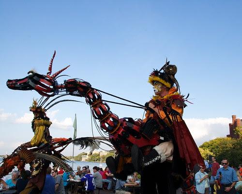 World Music Festival-Dragon Knights