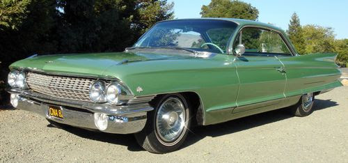 Find used 1961 Cadillac Coupe Deville 61 in American ...