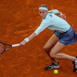 Tennis - WTA Madrid. Après Mladenovic, Petra Kvitova élimine Caroline Garcia. Sport