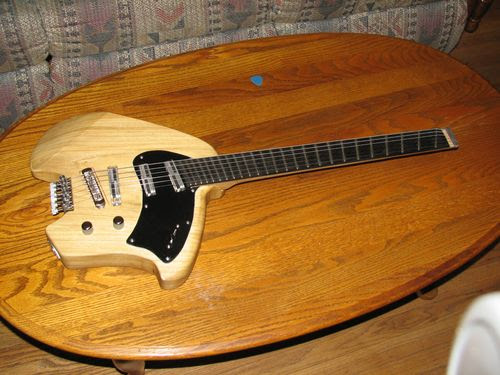 Klein Electric Guitar Copy