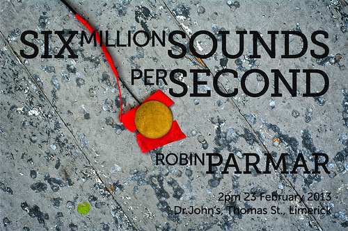 six million sounds per second