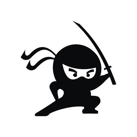 ninja samurai warrior fighter character cartoon martial