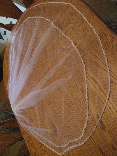 How to make a Wedding Veil: DIY   Wedding stuff