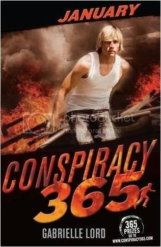 Conspiracy 365: January by Gabrielle Lord