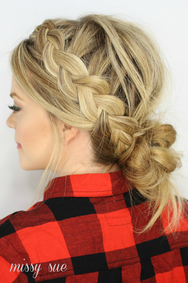 40 Quick and Easy Back to School Hairstyle for Long Hair ...