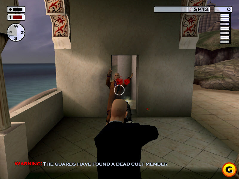 Game All In One: Hitman 3 Contracts Full Version 2013 PC Game 144.6MB