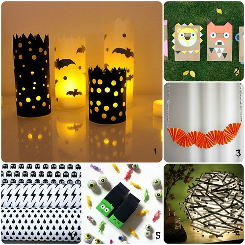 Halloween-DIY-Papercrafting