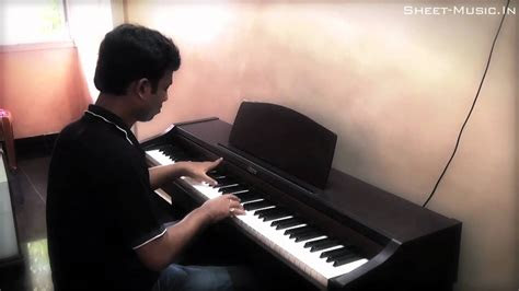 aye udi udi saathiya piano cover  chetan ghodeshwar