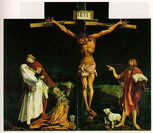 Crucifixion Grunewald