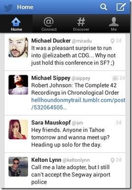 Twitter prepara su aplicación para Firefox OS