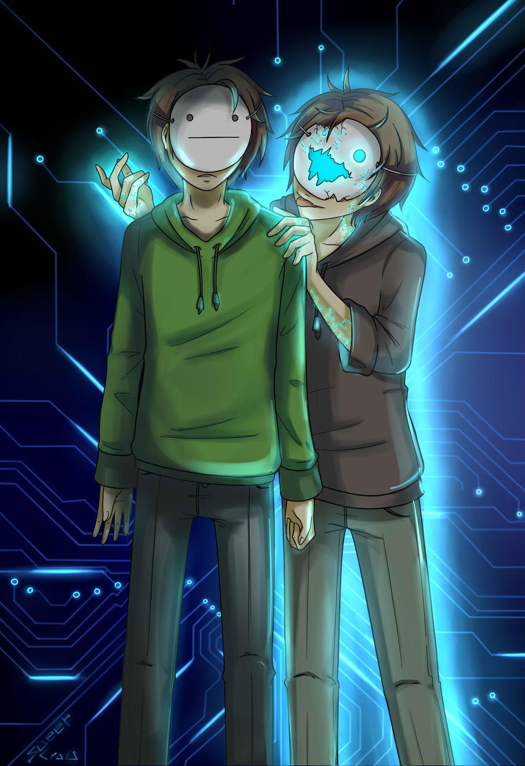 VIrUs! cRY vs. Cry by Sweet-Crow on DeviantArt