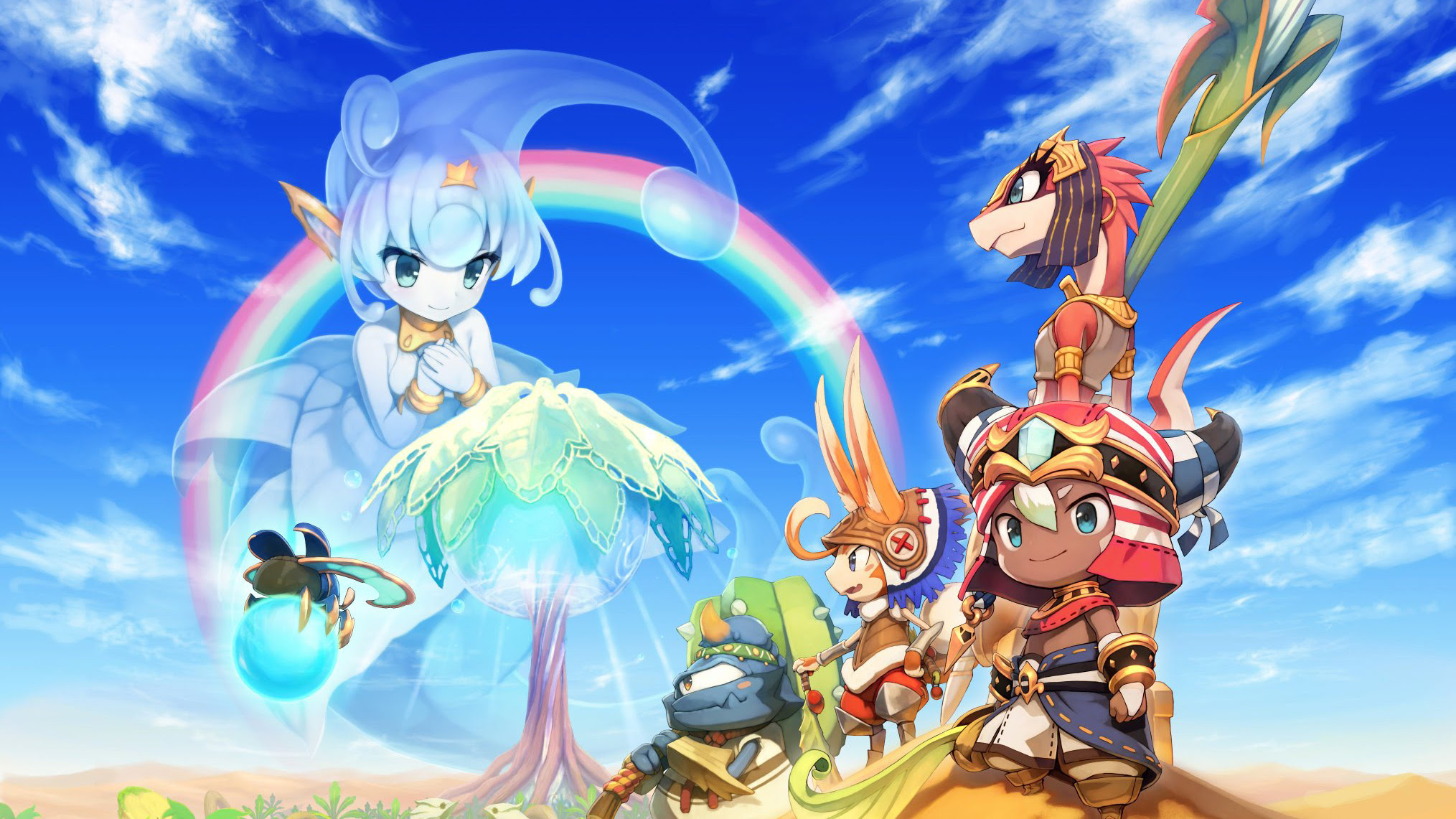 Review: Ever Oasis screenshot