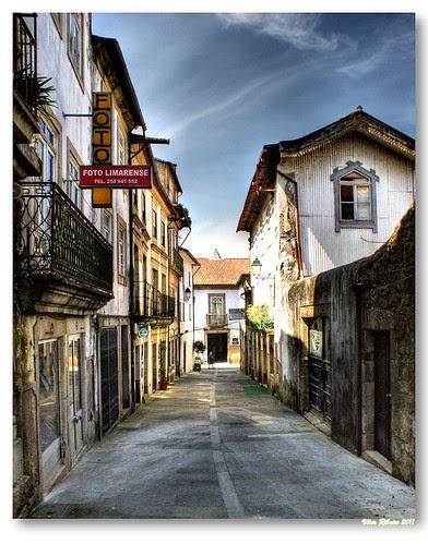 Rua do Castelo by VRfoto