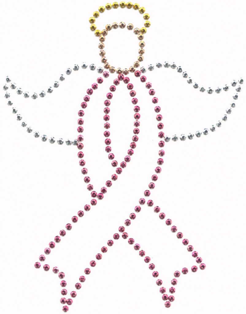 How To Draw A Breast Cancer Ribbon Clip Art Library
