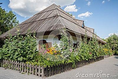 Ivan Kotlyarevsky Estate Museum in Poltava