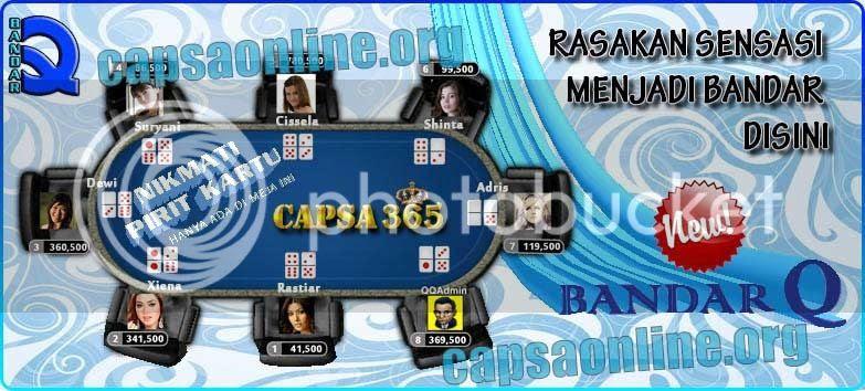 Bandar Q Capsa365