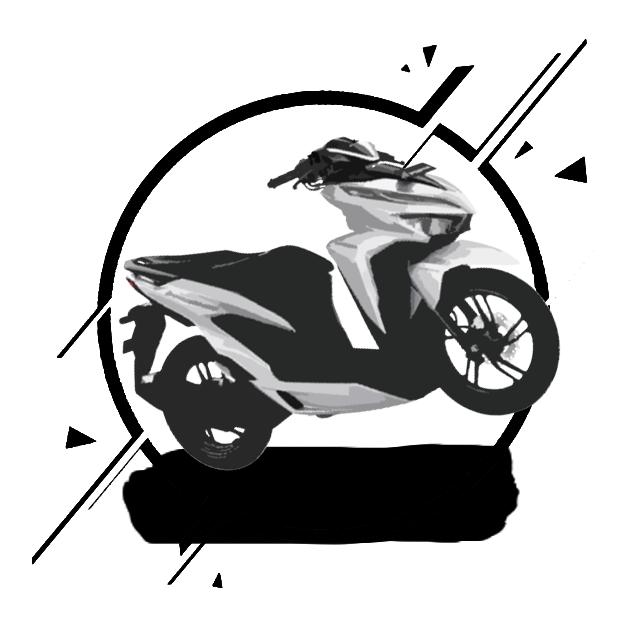 Tạo Logo xe Vario Online 150 trên điện thoại