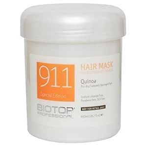 Amazon.com: Biotop 911 Quinoa Hair Mask: Beauty