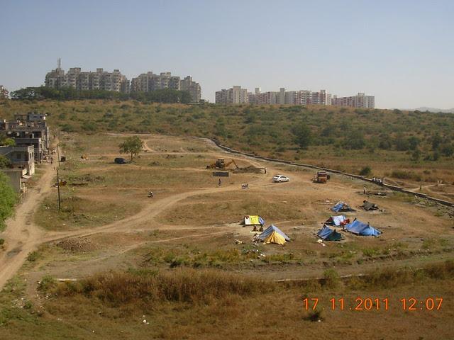 Site of Urbangram Kirkatwadi, Sinhagad Road, Pune 411 024