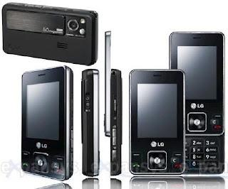 LG's KC550: big cam, small price