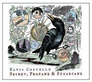 Elvis Costello Secret, Profane & Sugarcane