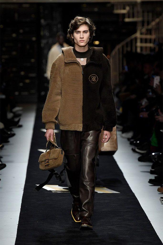 Fendi iMensweari Collection iFalli iWinteri 2020 i2020i a Fashion