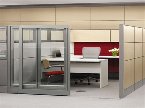 Awesome Office Cubicles With Doors HOUSE DESIGN AND OFFICE : Cubicles with Doors Plan Ideas