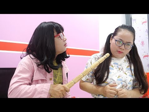 Mẹ Ghẻ Tham Lam Nàng Tiên Hoa và Cái Kết - Trồng Cây Awesome Blossems