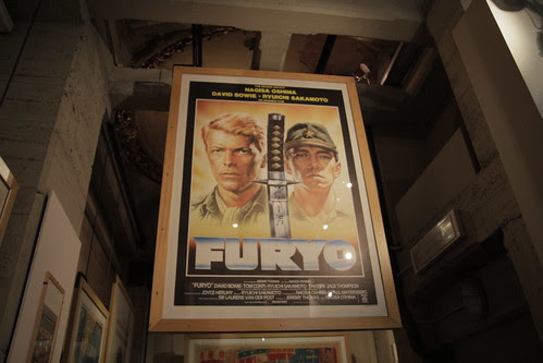 Italian poster of Merry Christmas Mr Lawrence