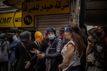 Bartering Child's Dress for Food: Life in Lebanon's Economic Crisis