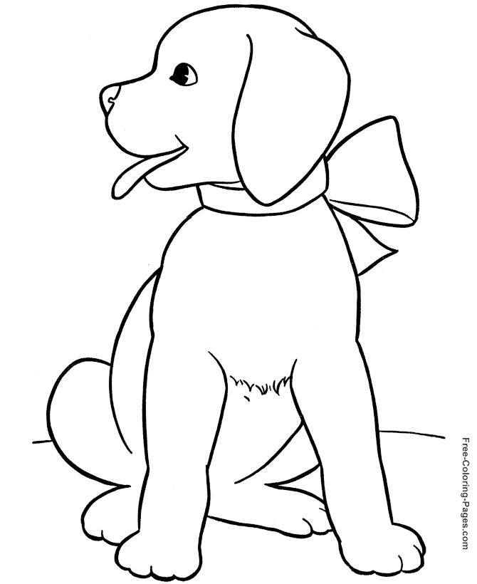 4100 Printable Coloring Pages Of Animals Easy Images & Pictures In HD