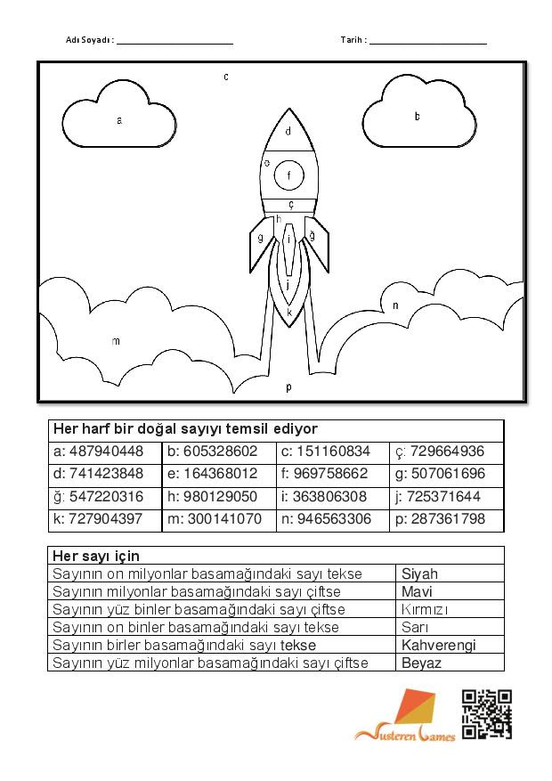 Hepsi Sayfa 2 Matematik Eğlencelidir
