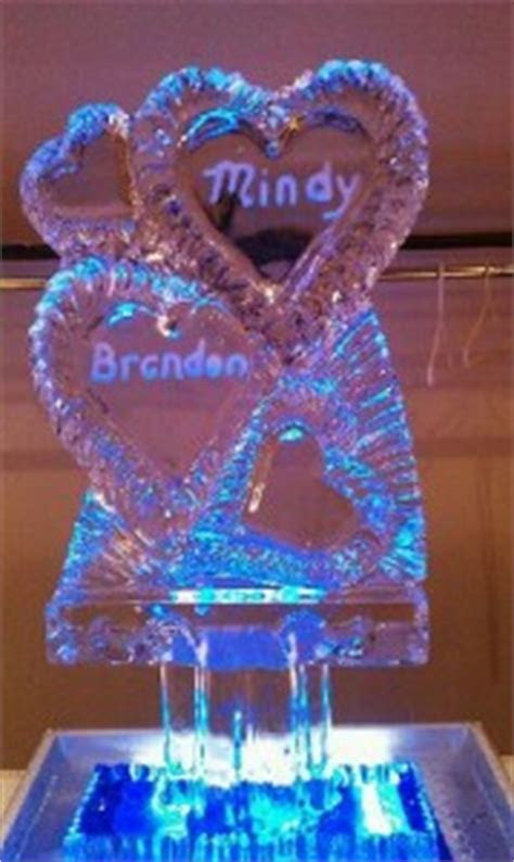 Ice Sculptures   Celebration Advisor   Wedding and Party