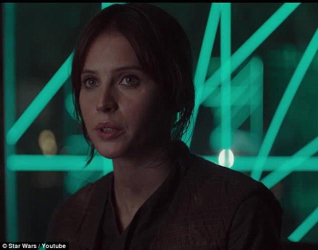 'Vamos acabar com isso é que vamos': Há um manto de mistério como ela se encontra com os da Aliança Rebelde