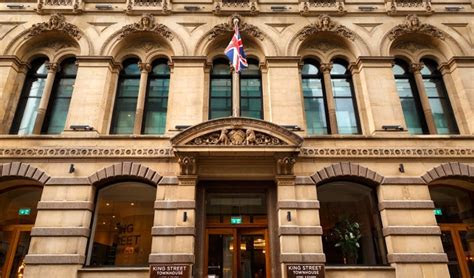 King Street Townhouse Wedding Venue Manchester, Greater