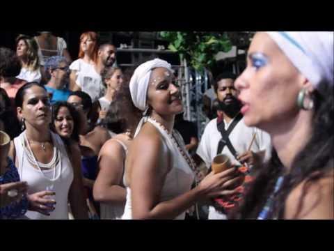 CORTEJO PERNAMBAIANO festa de yemanja 2017 - Realização: Maracatu Ventos de Ouro
